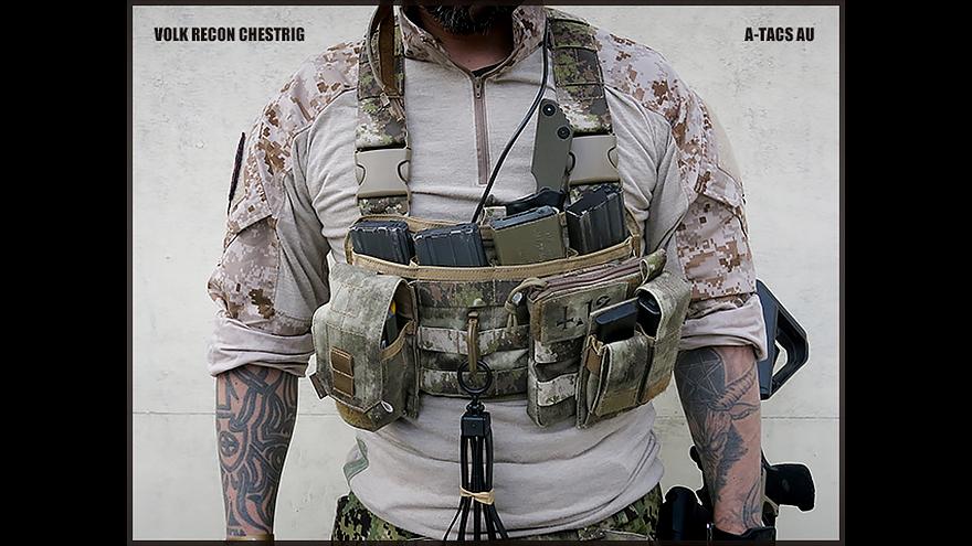 volk recon chestrig volk tactical gear